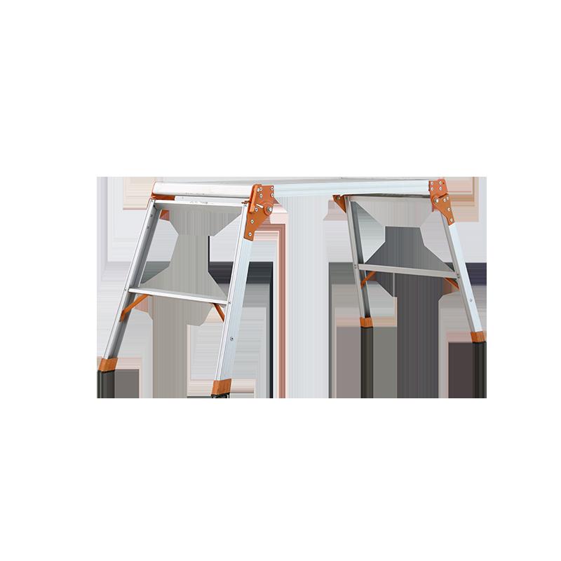 铝合金工作平台梯