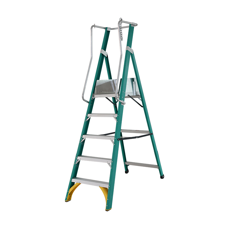 分享移动式梯子的安全使用方式