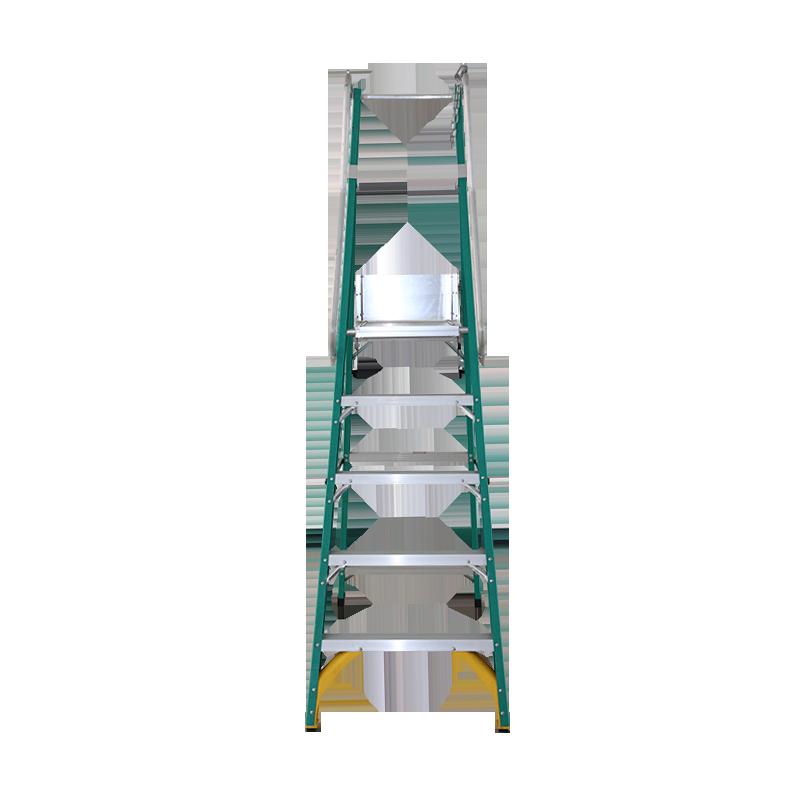 看我七十二变,多功能折叠梯子