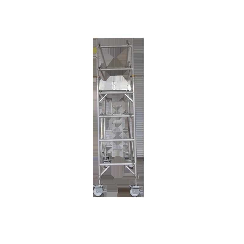 移动式铝合金脚手架说明